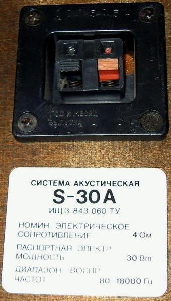 (25ГДН-1-4-80 в S-30A) и