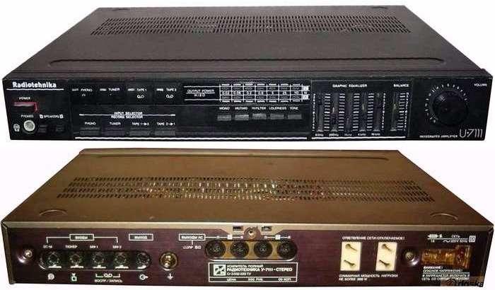 Radiotehnika U-7111-stereo