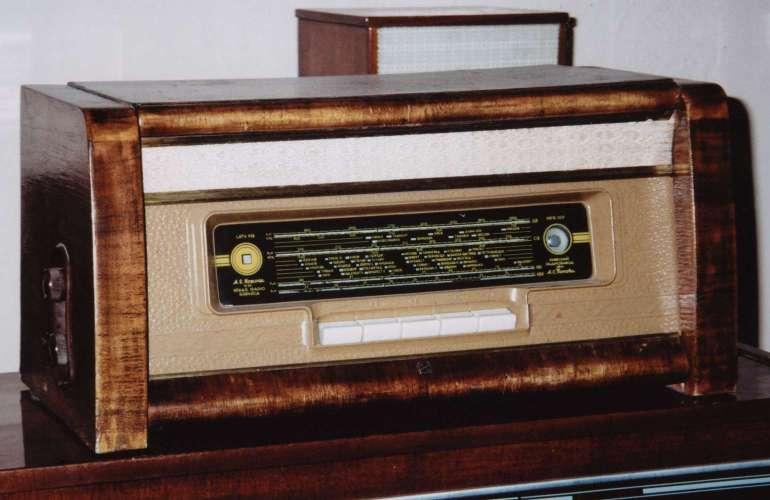 Даугава радиола схема