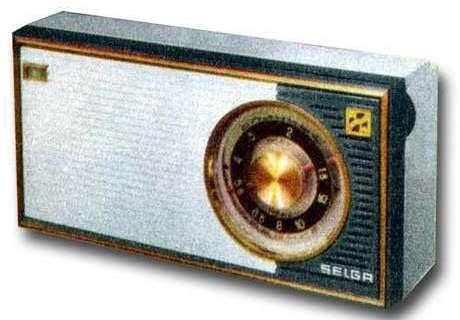 Selga 403. Радиоприёмник