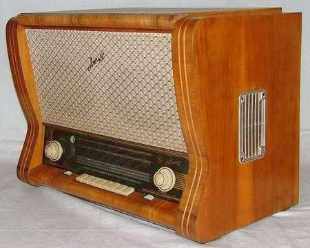 Радиола 11-ламповая: 6Н3П,