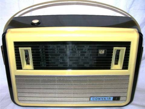 радиоаппаратуры из СССР.
