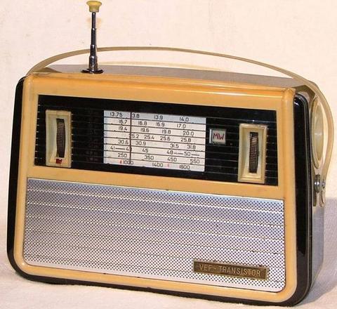"""""""Рижский завод ВЭФ.  Производство с. VEF-Transistor''- это экспортный вариант серийного..."""
