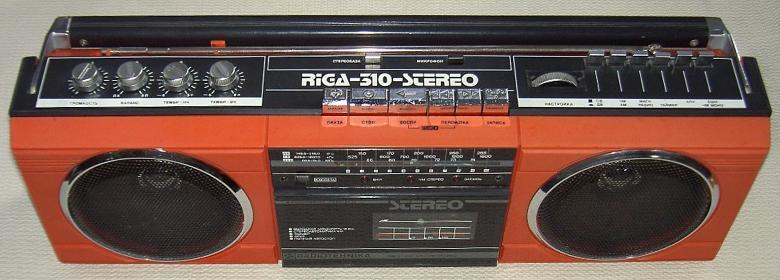 Схема riga-310-stereo