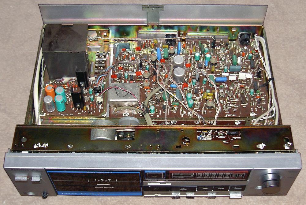 Радиотехника 7210 схема