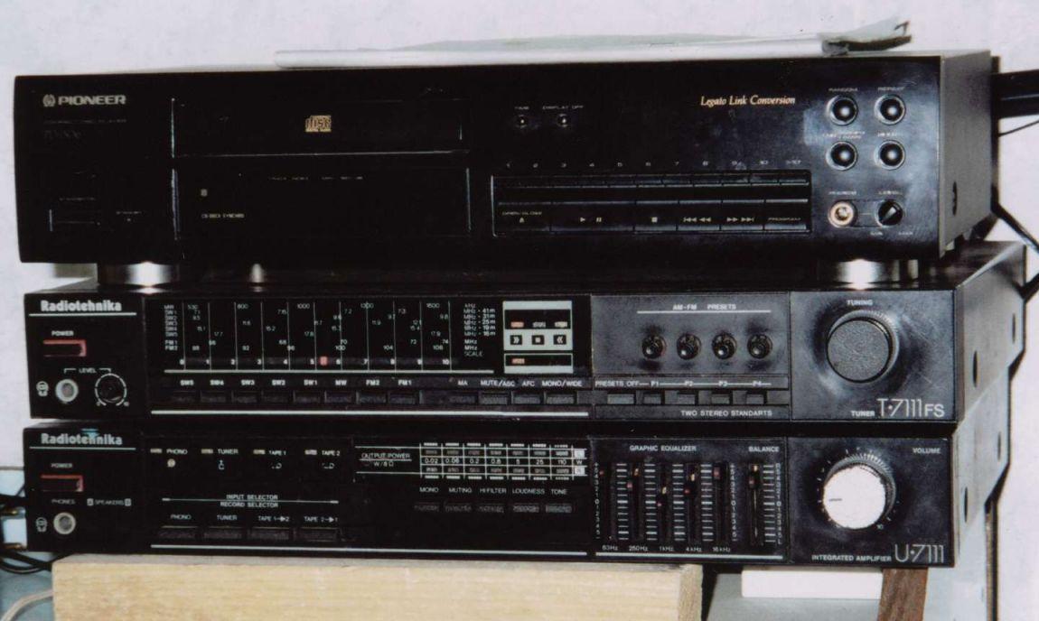 схема тюнера радиотехника т-7111 fs-стерео